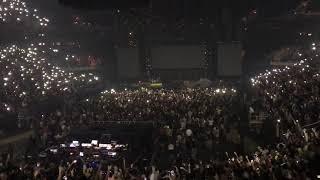 "Crowd Continues Singing ""Car Radio"" twenty one pilots Bandito Tour Phoenix, Arizona 11/9/2018"
