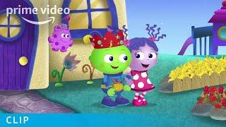 Creative Galaxy - Flower Garden clip   Prime Video