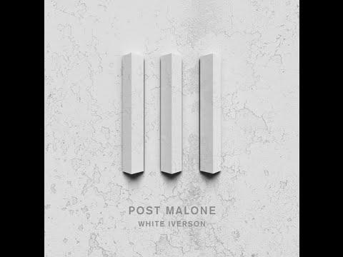 White Iverson INSTRUMENTAL - Post Malone - @elemint remake