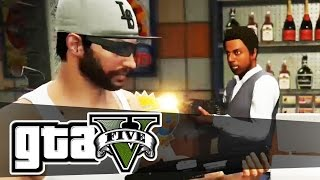 Grand Theft Auto 5 Online - ROBBERY GONE WRONG  - (GTA 5) - PC Gameplay Episode 5