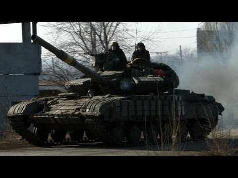 Officials: At least 18 killed in east Ukraine despite peace deal