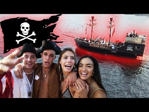 MOST EPIC PIRATE PARTY (I found pirate some booty) thumbnail