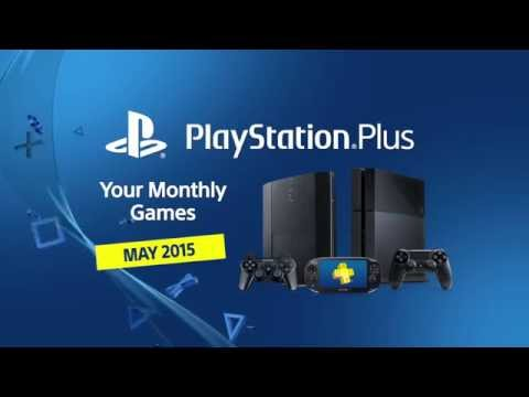 PlayStation Plus | Monthly games for May 2015