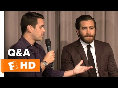 Southpaw Q&A - Screen Actors Guild (2015) - Jake Gyllenhaal, Rachel McAdams Drama HD