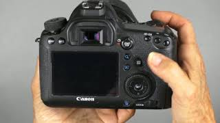 02. How to Control the Focus Point on a Canon 6D