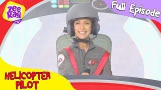 Let's Play: Helicopter Pilot | FULL EPISODE | ZeeKay Junior