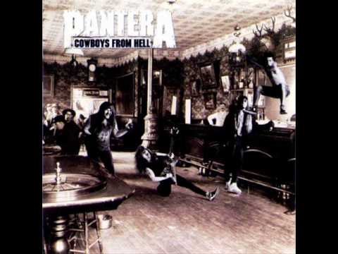 Pantera - The Art Of Shredding