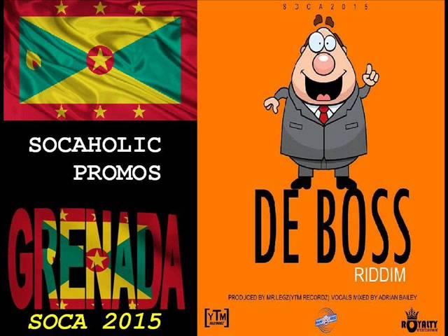 [SPICEMAS 2015] Problem Child - Problems - De Boss Riddim - Grenada / Vincy Soca 2015 thumbnail