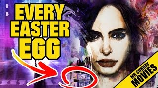 JESSICA JONES - Easter Eggs & References