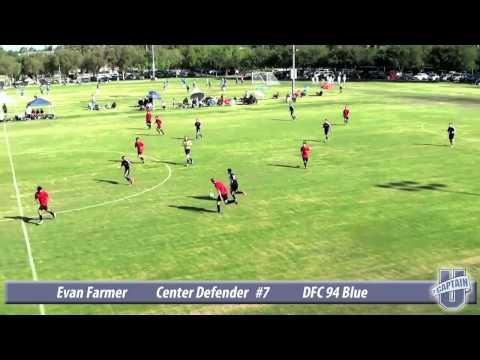 Evan Farmer Highlights