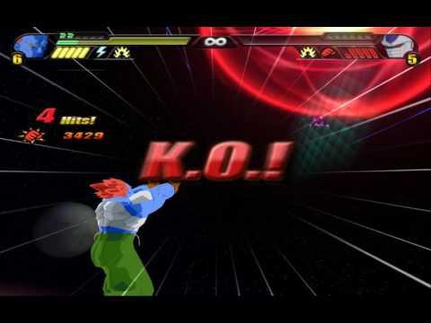 Zerayel Jones Match Request: Android 13 (Super) Vs Cooler (Final Form)