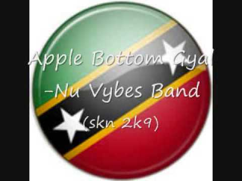 Apple Bottom Gyal-nu Vybes Band (skn 2k9) video