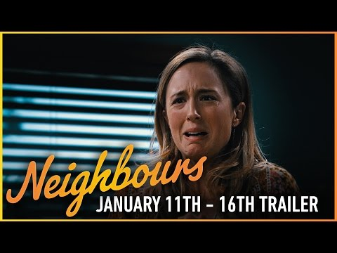 This Week On Neighbours (January 11th - 16th)