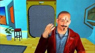 funny android game   Bhai the gangster gameplay    you will die laughing