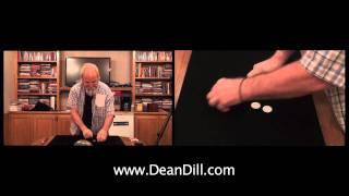 Magician Dean Dill mesmerizes actor Kirk Cameron