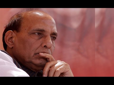 Exclusive: Why is Rajnath Singh upset?