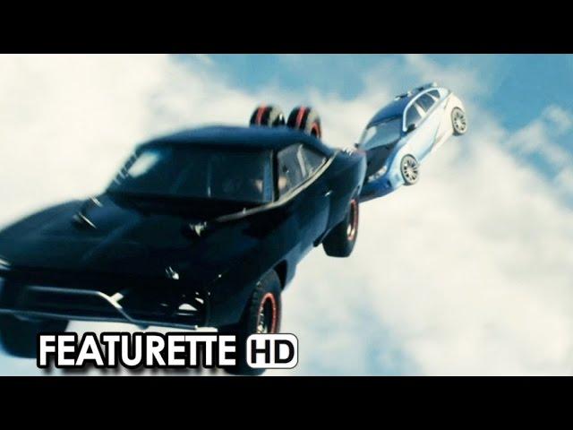 """FAST & FURIOUS 7 Featurette """"Incontra il cast"""" sottotitoli in italiano (2015) - Vin Diesel HD"""