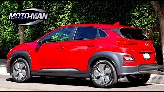 2019 Hyundai Kona EV CUV: Ready for the Daily Commute . . . FIRST DRIVE REVIEW