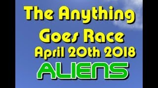 Anything Goes Race 2018 04 20 Aliens