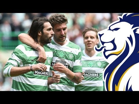 Samaras scores as Celtic beat United on trophy day