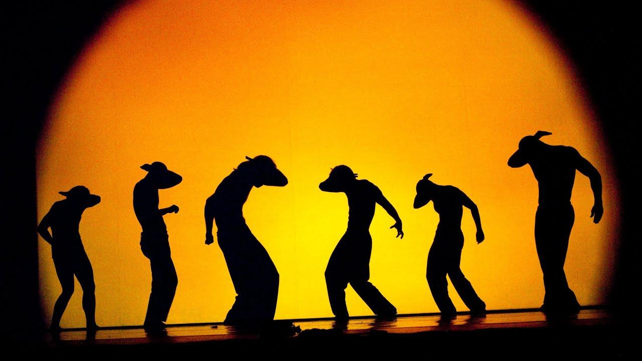Pilobolus Dance Theatre - Shadowland - Sadler's Wells is