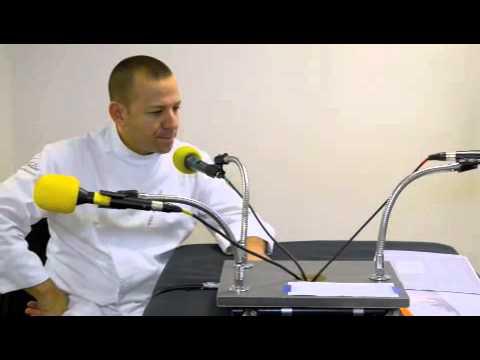Interview Marc de Passorio par Julia Santi pour Radio Dialogue