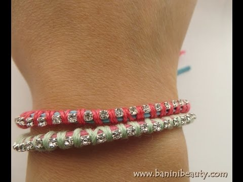How to make: Chain and Leather Bracelet