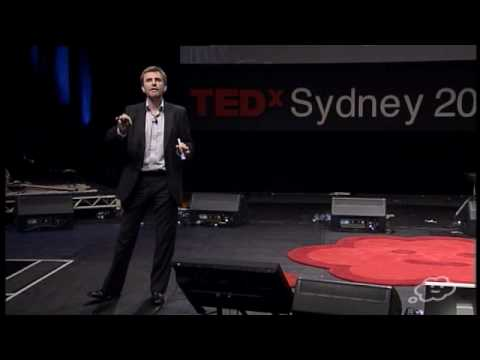 TEDxSydney - Nigel Marsh - Work Life Balance is an Ongoing Battle Video