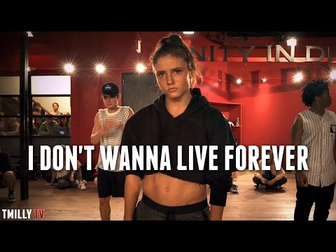 ZAYN, Taylor Swift - I Don't Wanna Live Forever - Choreography by Alexander Chung - #TMillyTV