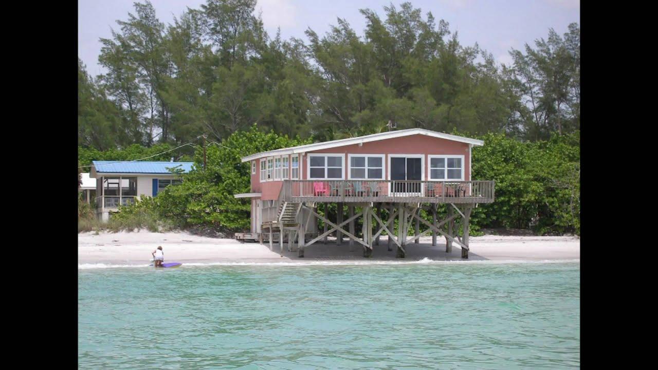 Little Gasparilla Island The Beach Shak Youtube