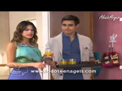 Violetta 2 : Diego y Leon van a la casa de Violetta - Capitulo 16