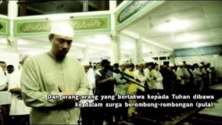 Ust. Hasbullah Fahri from Indonesia - QS Az Zumar 71-75 (Plus Subtitle Indonesia)