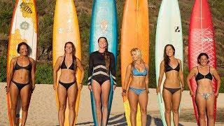 """Banzai Betty"" and Wrenna Delgado Make Waves in Big Wave Surfing"