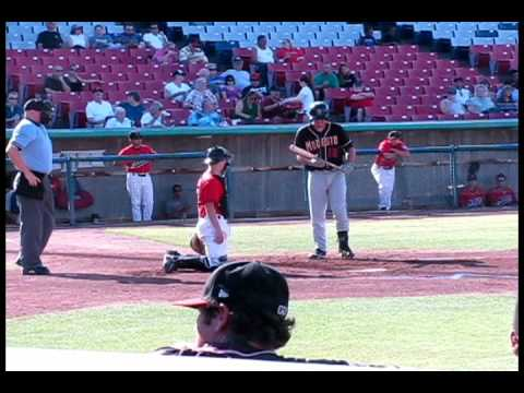 Nolan Arenado 2 ABs against High Desert
