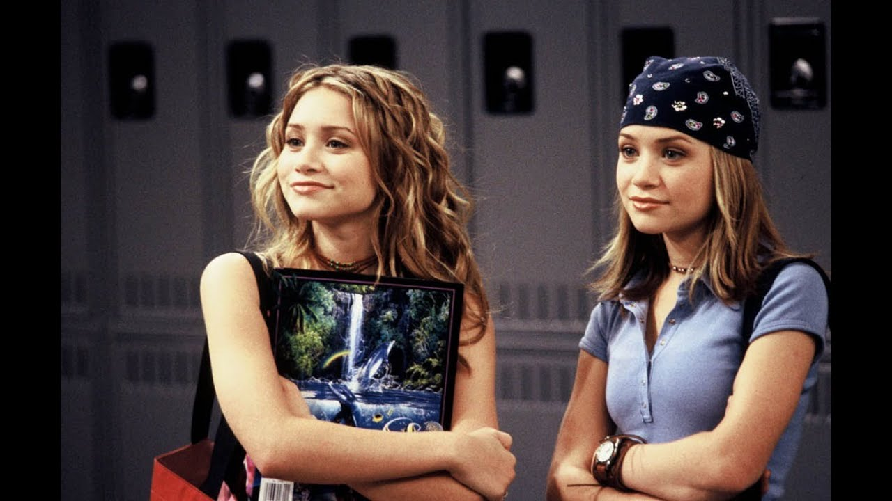 Olsen Twins: So little time || Girls just wanna have fun ...