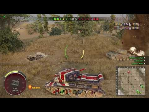 World of Tanks PS4 -What a Knight?