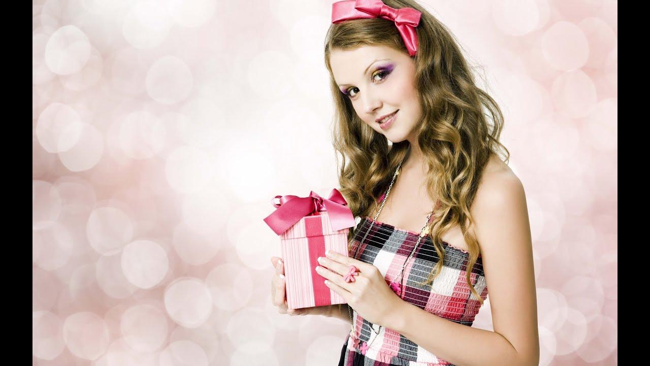 Сайт для девушки в подарок