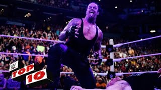 Top 10 Raw moments: WWE Top 10, August 17, 2015