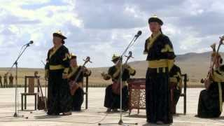 Mongolian Armed Forces Opening Ceremony  Khaan Quest 2015