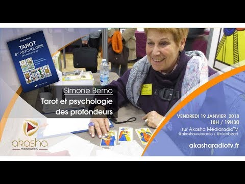 Simone Berno | Tarot et psychologie des profondeurs