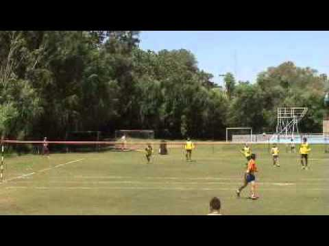 Sudamericano U 18 2013: Brasil - Colombia masc.2