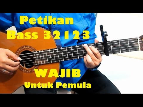 download lagu Petikan Bass 32123 WAJIB Untuk Pemula - gratis