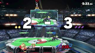 Catch Hands Weekly 14 LR4 Shukle (ZSS) vs Ez (Ridley) Game 1