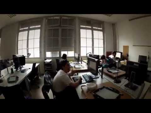Summer School ''Character Animation'' 2015 at Gobelins School of Image