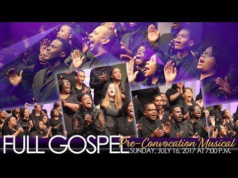 FGHT Dallas: Pre-Convocation Musical