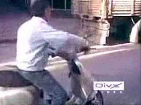 motorsiklet kazası