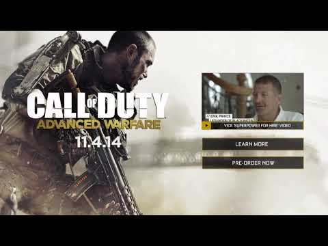 TRAILER NUEVO CALL OF DUTY ADVANCE WARFARE