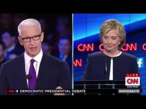 Hillary Rodham Clinton: The Flip Flopper