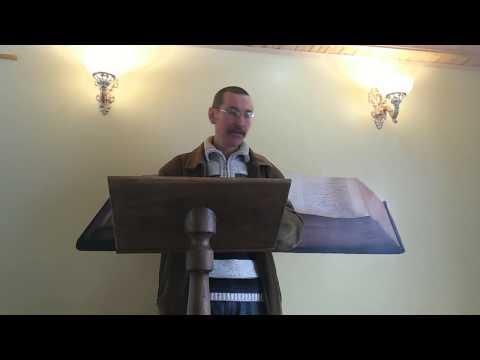 Пастор церкви Колісниково, Київщина