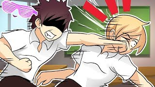 CRAZIEST SCHOOL FIGHTS! | Animated True Stories (Raiserverse)